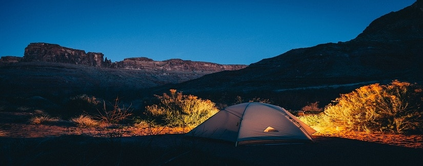 camping and outdoor electronics