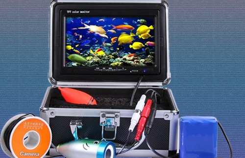 Infrared Cameras for Night Fishing